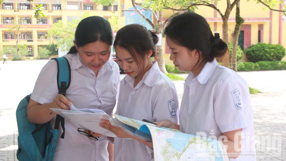 Bắc Giang có 34 thí sinh đạt điểm 10 tại kỳ thi THPT quốc gia năm 2019
